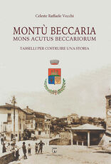 Libro Montù Beccaria. Mons Acutus Beccariorum. Tasselli per costruire una storia Celeste Raffaele Vecchi