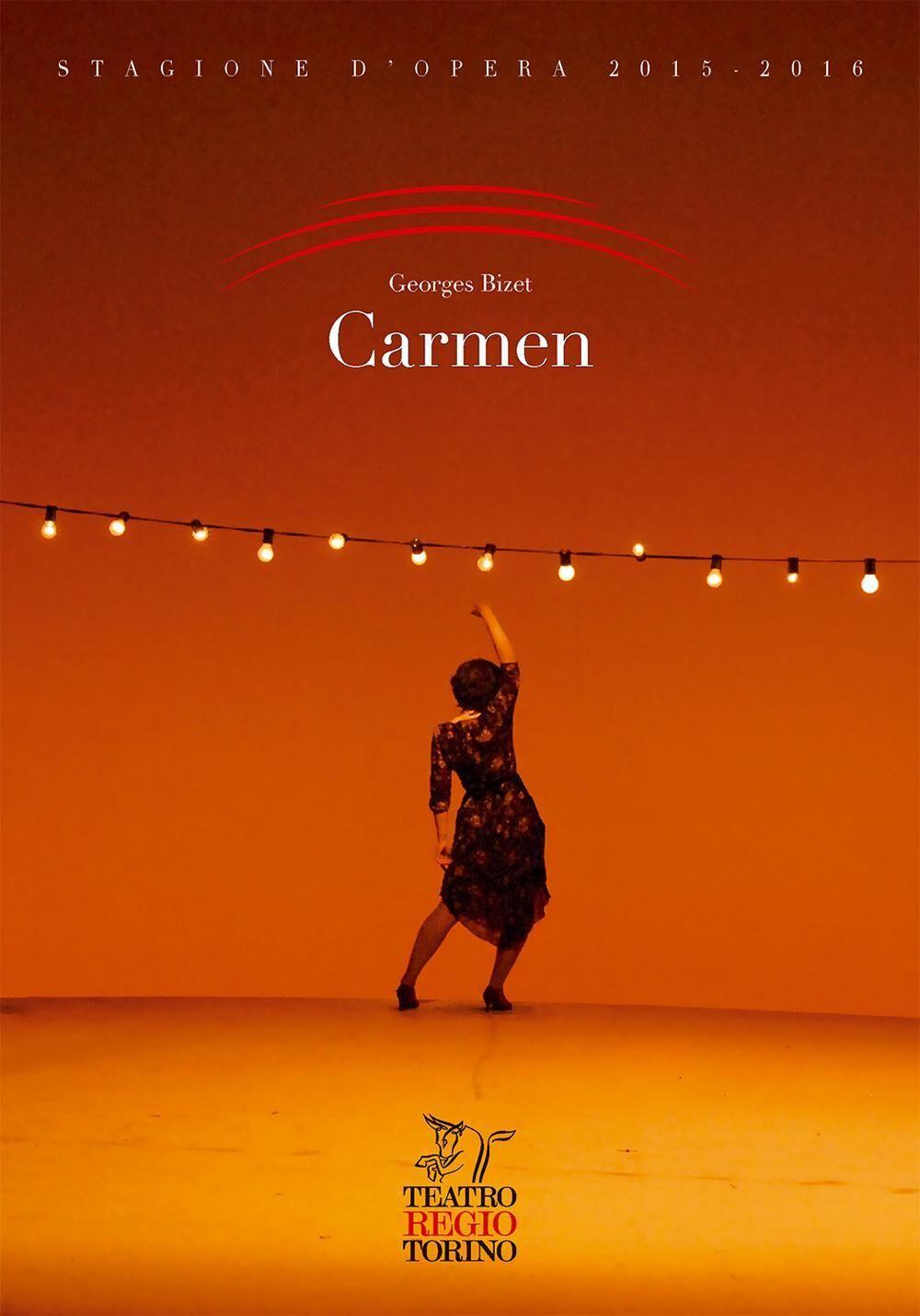 Carmen. Opéra-comique in quattro atti