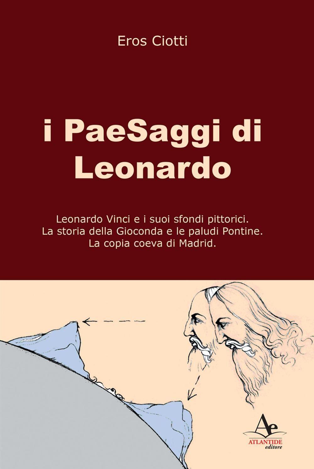 I paesaggi di Leonardo: Leonardo Vinci e i suoi sfondi pittorici-La storia della Gioconda e le paludi Pontine-La copia coeva di Madrid