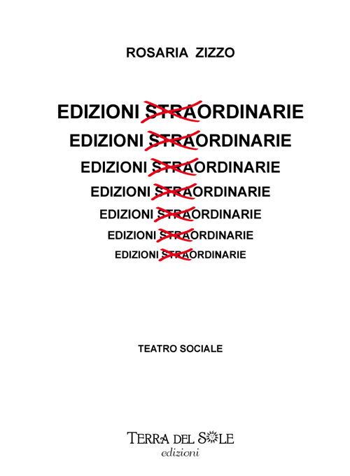 Edizioni ordinarie. Teatro sociale