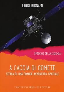 Grandtoureventi.it A caccia di comete. Storia di una grande avventura spaziale Image