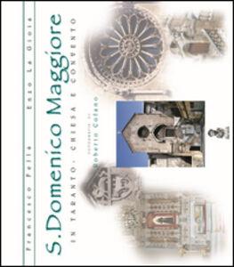 San Domenico Maggiore in Taranto, chiesa e convento
