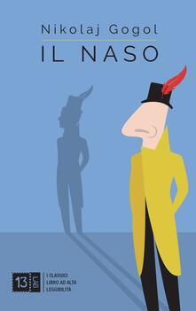 Il naso - Nikolaj Gogol' - copertina