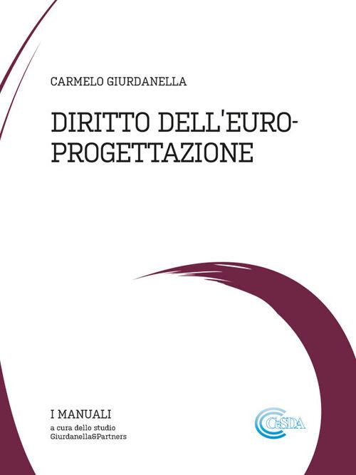 Diritto dell'Europrogettazione