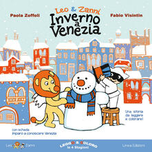 Camfeed.it Leo & Zanni. Autunno a Venezia. Leggo e coloro le 4 stagioni. Ediz. illustrata Image