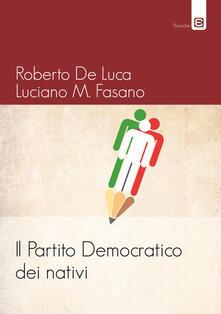 Il Partito Democratico dei nativi.pdf