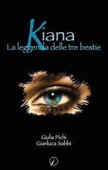 Listadelpopolo.it Kiana. La leggenda delle tre bestie Image