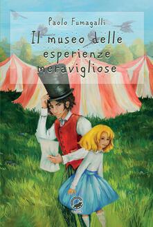 Il museo delle esperienze meravigliose - Paolo Fumagalli - copertina