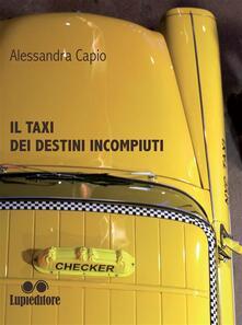 Aboutschuster.de Il taxi dei destini incompiuti Image
