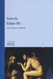Camfeed.it Edipo re. Testo greco a fronte Image