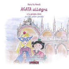 Vitalitart.it Agata allegra e la gondola d'oro-Agata allegra and the golden gondola. Vol. 5 Image
