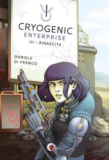 Winniearcher.com Rinascita. Cryogenic Enterprise. Vol. 3 Image