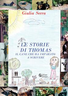 Le storie di Thomas. Il cane che ha imparato a scrivere.pdf