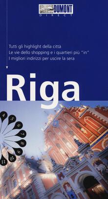 Grandtoureventi.it Riga. Con Carta geografica ripiegata Image