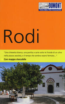 Antondemarirreguera.es Rodi. Con Carta geografica ripiegata Image