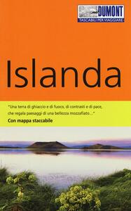 Islanda. Con Carta geografica ripiegata