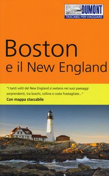 Daddyswing.es Boston e il New England. Con mappa Image