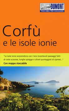 Corfù e le isole Ionie. Con Carta geografica ripiegata.pdf