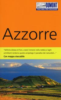 Azzorre. Con Carta geografica ripiegata - Lipps Susanne - wuz.it