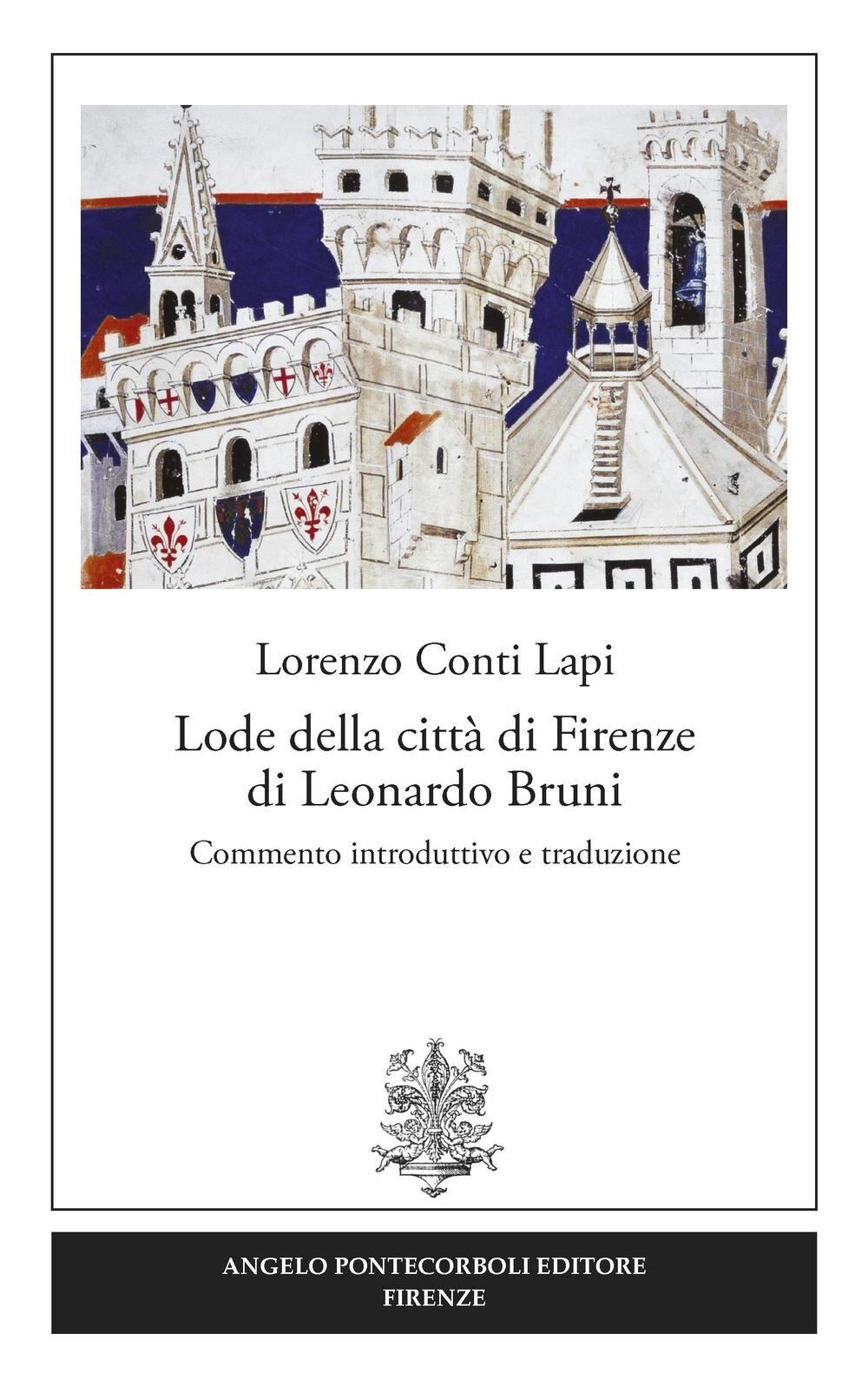 Lode della città di Firenze di Leonardo Bruni