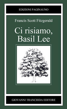 Ci risiamo, Basil Lee - Francis Scott Fitzgerald - copertina