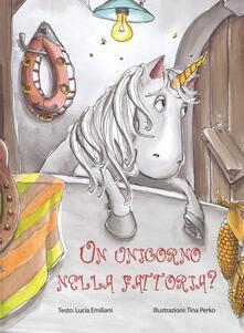Capturtokyoedition.it Un unicorno nella fattoria? Image