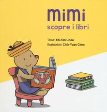 Radiosenisenews.it Mimi scopre i libri Image