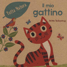 Milanospringparade.it Il mio gattino. Ediz. illustrata Image