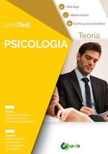Manuale di teoria per il test di ammissione a Psicologia. Con ebook. Con Contenuto digitale per accesso on line.pdf