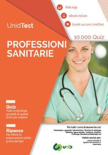 Winniearcher.com UnidTest. Professioni sanitarie. 10.000 quiz. Ripasso. Con app. Con ebook Image