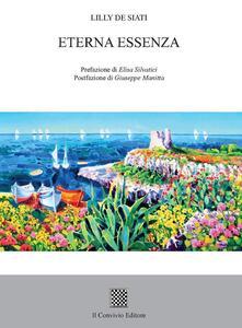 Eterna essenza - Lilly De Siati - copertina