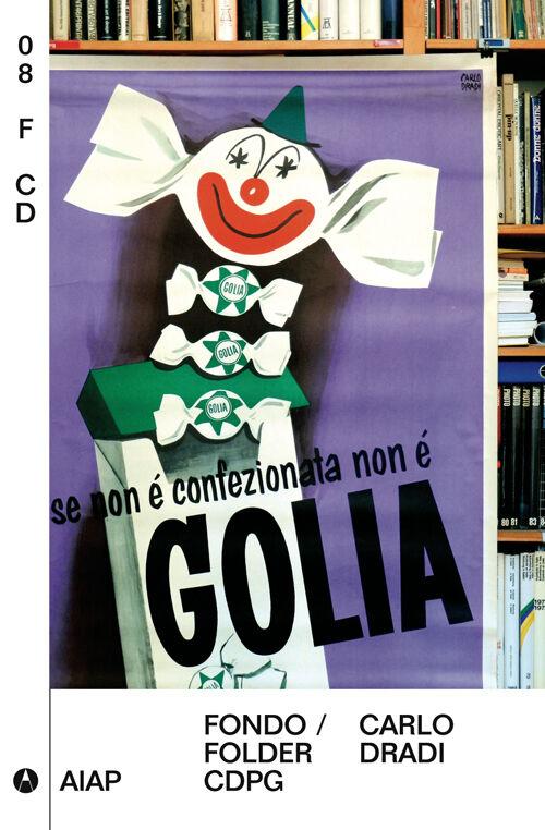 Carlo Dradi e il campo della grafica moderna. 08 F CD. Ediz. multilingue