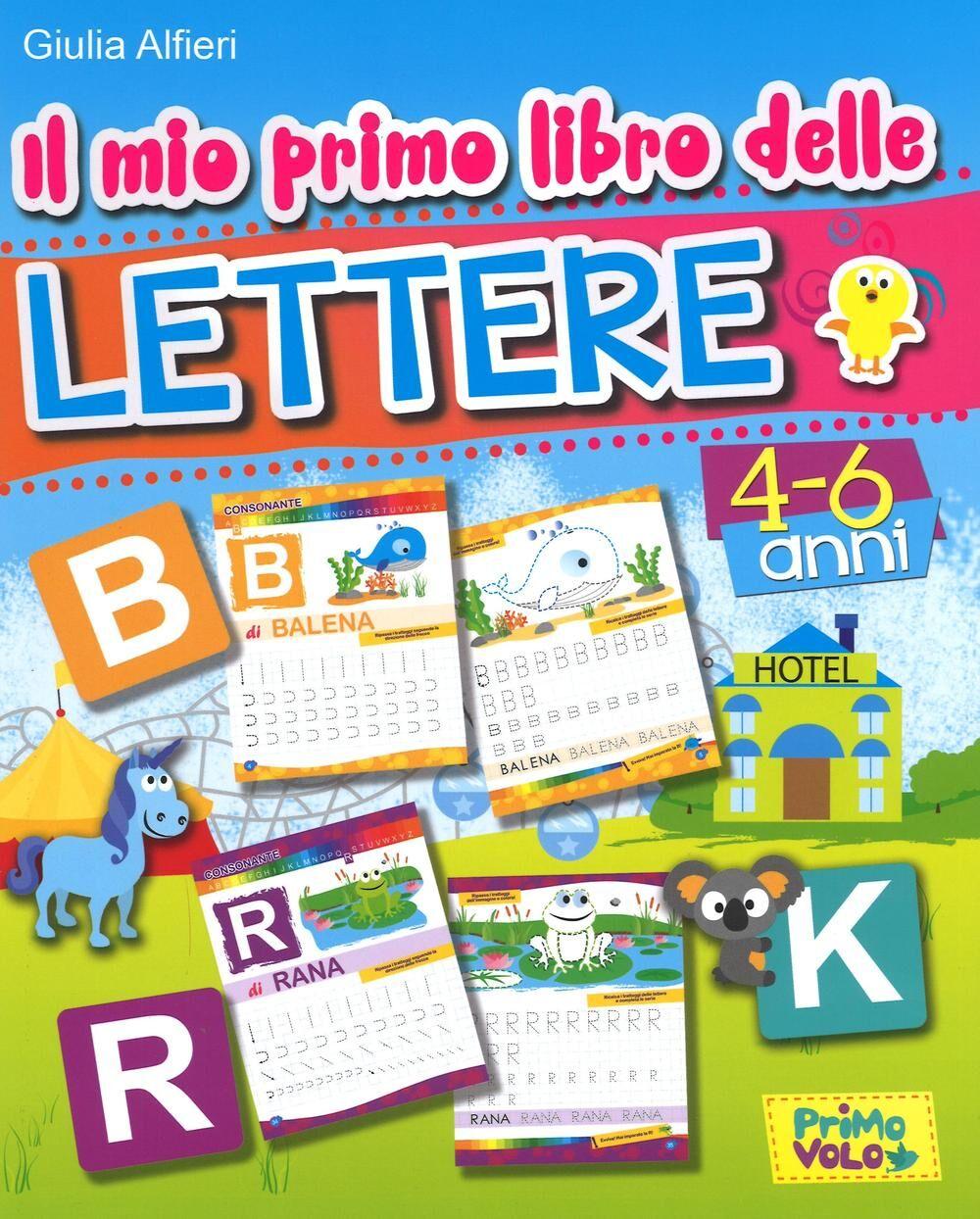Il mio primo libro delle lettere