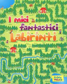 Promoartpalermo.it I miei fantastici labirinti. Ediz. a colori Image