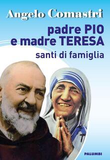Antondemarirreguera.es Padre Pio e Madre Teresa. Santi di famiglia Image