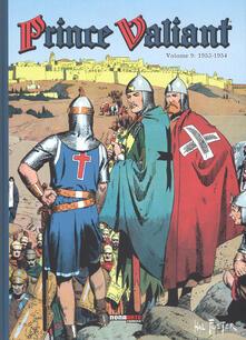 Criticalwinenotav.it Prince Valiant. Vol. 9: 1953-1954. Image