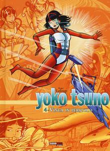 Squillogame.it Vinea in pericolo. Yoko Tsuno. L'integrale. Vol. 4 Image