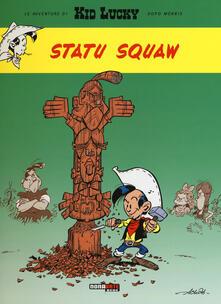 Warholgenova.it Statu squaw. Kid Lucky Image