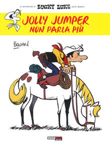 Capturtokyoedition.it Jolly Jumper non parla più. Lucky Luke Image