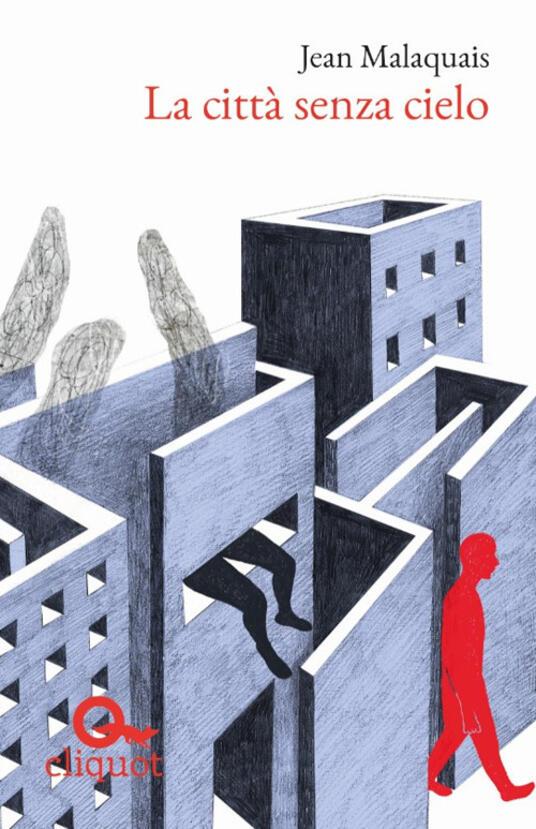 La città senza cielo - Jean Malaquais - copertina