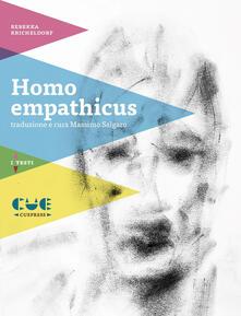 Librisulrazzismo.it Homo empathicus Image