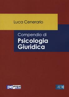 Mercatinidinataletorino.it Compendio di psicologia giuridica Image