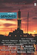 Libro Ritratti genovesi Enrico Cirone