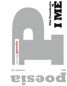 I Mè - Vito Trombetta - copertina