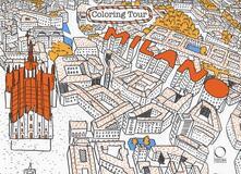 Milano. Coloring tour. Ediz. italiana e inglese.pdf