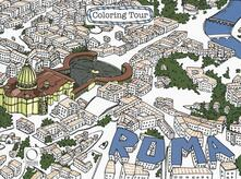Criticalwinenotav.it Roma. Coloring tour Image