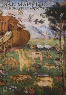 Osteriacasadimare.it San Maurizio al Monastero Maggiore. Ediz. a colori Image