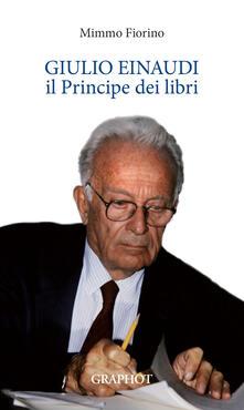 Squillogame.it Giulio Einaudi, il principe dei libri Image