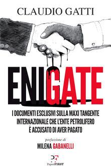 Enigate - Claudio Gatti - ebook