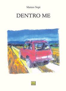 Dentro me - Matteo Nepi - copertina